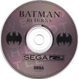 Batman Returns for the Sega CD - Disk in Clear Case