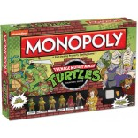 Monopoly: Teenage Mutant Ninja Turtles Collector's Edition Board Game