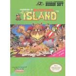 Nintendo NES Adventure Island - Original Nintendo Classic Adventure Island