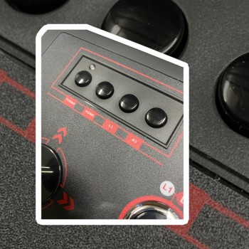 PS3 Arcade Stick - Arcade Stick for PS3 - Moddable