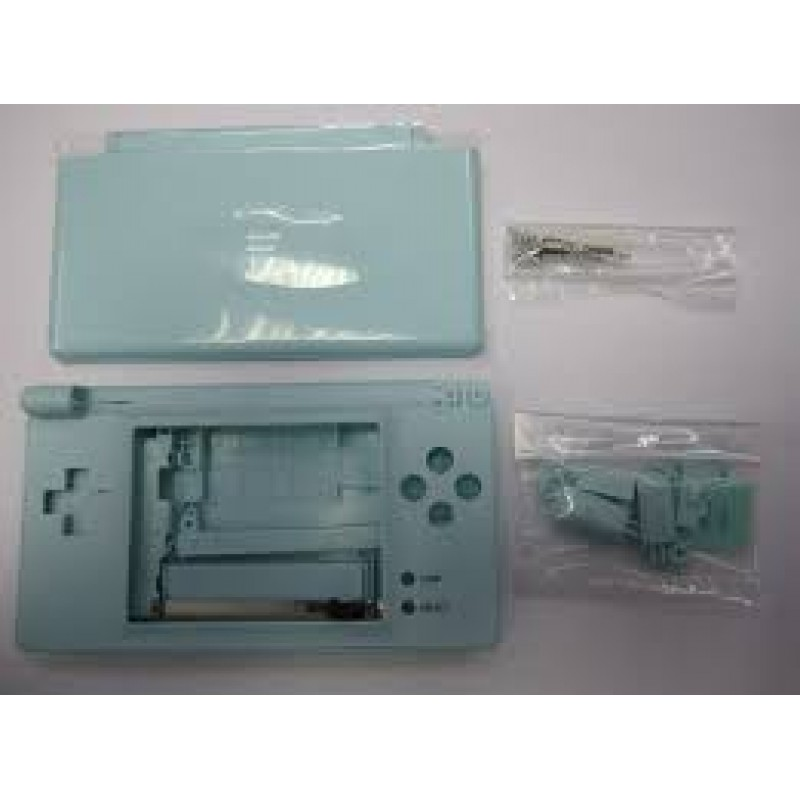 nintendo ds lite console replacement shell. Black Bedroom Furniture Sets. Home Design Ideas
