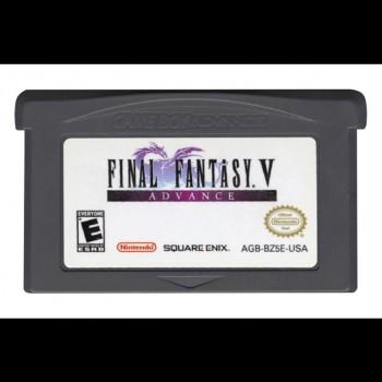 Final Fantasy V - Gameboy Advance - Game Only
