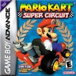 Mario Kart Super Circuit - Gameboy Advance - Game Only