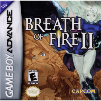 Breath of Fire II GameBoy Advance - Game Only*