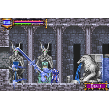 Castlevania Aria of Sorrow - Gameboy Advance - Game Only*