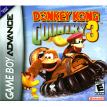 Donkey Kong Country 3 - Gameboy Advance - Game Only