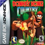 Donkey Kong Country - Gameboy Advance - Game Only