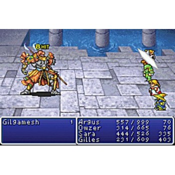Final Fantasy I&II Dawn Of Souls - Gameboy Advance - Game Only