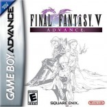 Final Fantasy V - Gameboy Advance - Game Only
