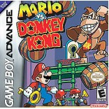 Mario vs Donkey Kong - Gameboy Advance - Game Only