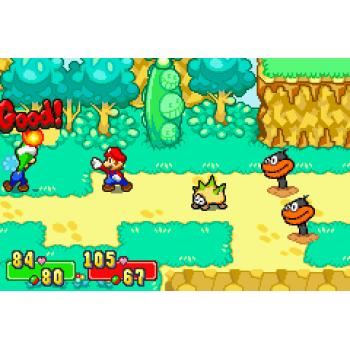 Mario & Luigi SuperStar Saga Gameboy Advance  Mario & Luigi Super Star Saga - Game Only