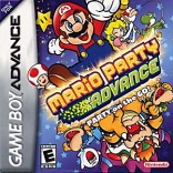 Mario Party Advance - Gameboy Advance - Game Only