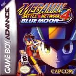 Mega Man Battle Network 4 Blue Moon GameBoy Advance