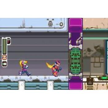 Mega Man Zero 4 - GameBoy Advance - Game Only*