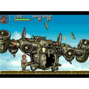 Metal Slug Advance - Gameboy Advance - Game Only