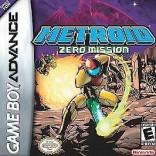 Metroid Zero Mission GameBoy Advance