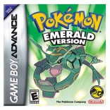 Pokemon Emerald - Gameboy Advance - Game Only
