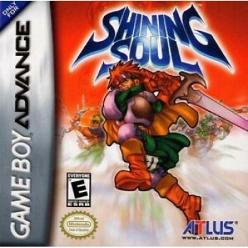 Shining Soul - GameBoy Advance - Game Only*