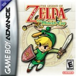 The Legend of Zelda:The Minish Cap - Gameboy Advance - Game Only