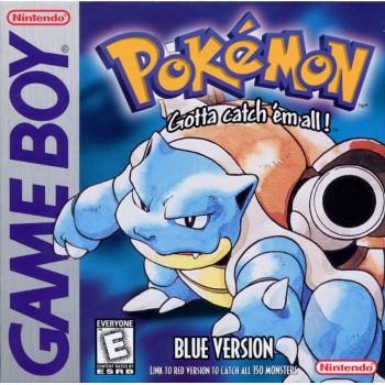 Original Gameboy Pokemon Blue Version