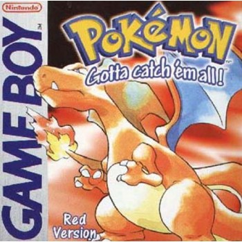 Original Gameboy Pokemon Red Version