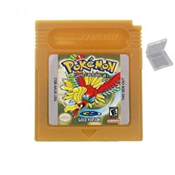 Pokemon Gold GameBoy Color (Game Only)