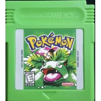Original Gameboy Pokemon Green Version (Game Only)
