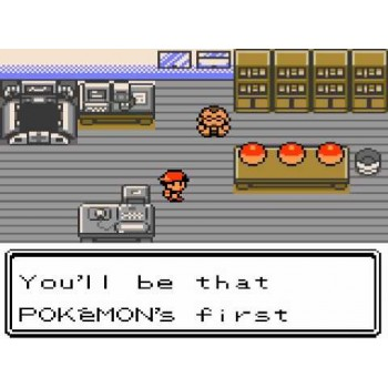Pokemon Crystal GameBoy Color (Game Only)