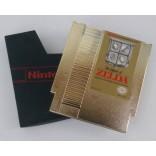 The Original Legend of Zelda Gold Cartridge