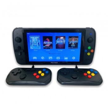 PS7000 Handheld Game Console w/7 inch Screen & 13k Games