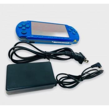 Blue PSP 3000 - Vibrant Blue PSP 3000