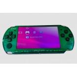 PSP 3000 Modded Spirited Green Complete - New Green PSP