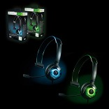 Afterglow Xbox 360 Wired Headset Mono-Chat Communicator by PDP (Our Choice)