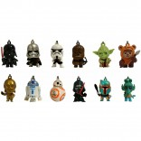 Toy - Star Wars: The Force Awakens - Hangers - 24 pc CDU