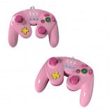Princess Peach Nintendo Wii&Wii U Fight Controller Pad (PDP)