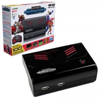 Retro Generations 90 Plus Games Plug & Play Console