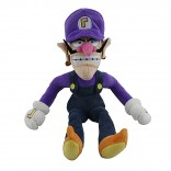 "Waluigi Plush 11"" Waluigi Plushy Toy by Nintendo"