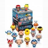Toy - Megaman - Pint Size Figures - 24 pc PDQ