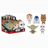 Toy - POP - Plushies - Star Wars Classic Galactic S2 - 9 pc PDQ