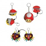 3DS Nintendo Plush Keychain Game Card Case (Assorted our Choice)