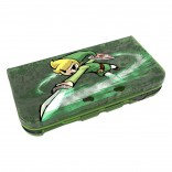 New 3DS XL - Case - Zelda Slim Sortage Armor (PDP)