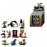 Minecraft Craftables Deluxe Buildable Figures - 27 pc Per Case