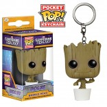 Toy - Pocket POP Keychain- Vinyl Figure - Guardians of the Galaxy - Baby Groot (Marvel)