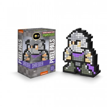 Novelty - Pixel Pals - TMNT - Shredder
