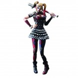 Play Arts Batman Arkham Knight Harley Quinn Figure