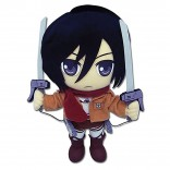 Toy - Attack On Titan - Mikasa Plush