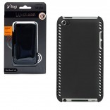 iPod - Touch 4G - Case - Luxe Lean - Black (iFrogz)