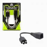 Xbox 360 - Adapter - 360 to 360 Slim Converter Adapter - Black (KMD)