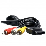 Gamecube AV Hookup Cable Gamecube TV Cables