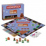 Original Super Mario 8-bit Monopoly Board Game